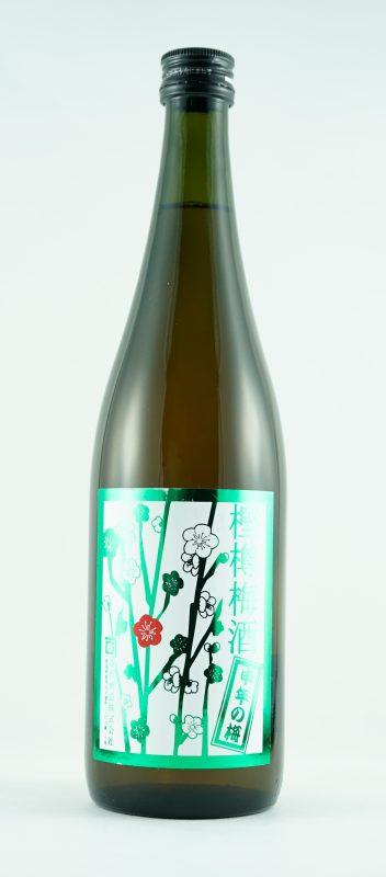金升 樫樽梅酒